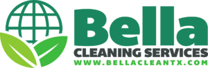 Bella Cleaning Services Logo 2 - Houston's Premier Eco Cleaning Service